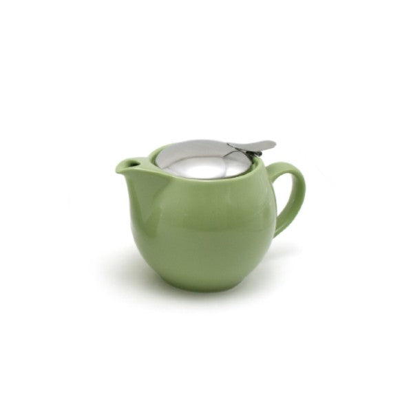 Bee House 15 Ounce Ceramic Teapot - Artichoke -