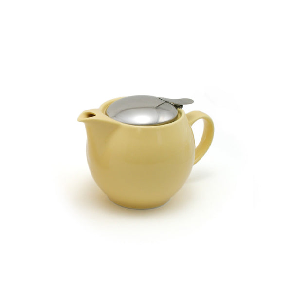 Bee House 15 Ounce Ceramic Teapot - Banana -