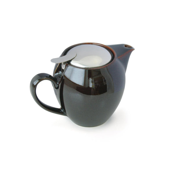 Bee House 19.6 Ounce Ceramic Teapot - Antique Brown -