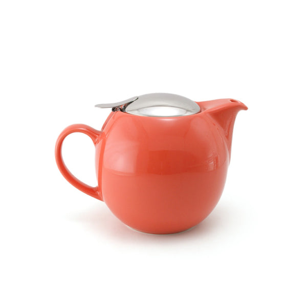 Bee House 24 Ounce Ceramic Teapot - Carrot -