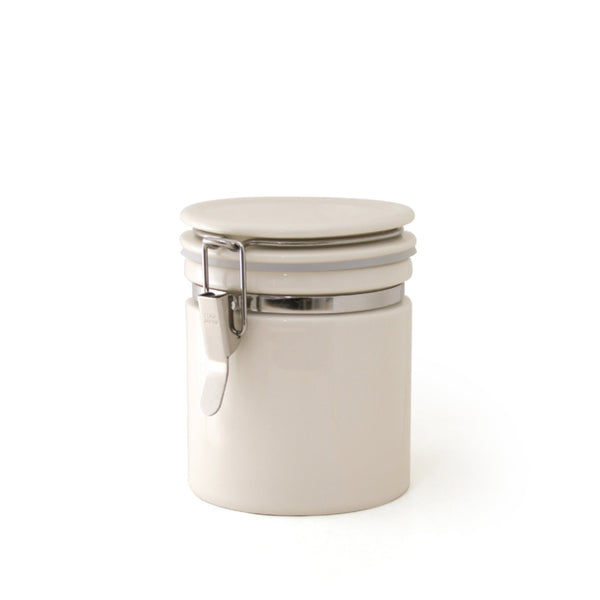 Coffee canister - Ivory