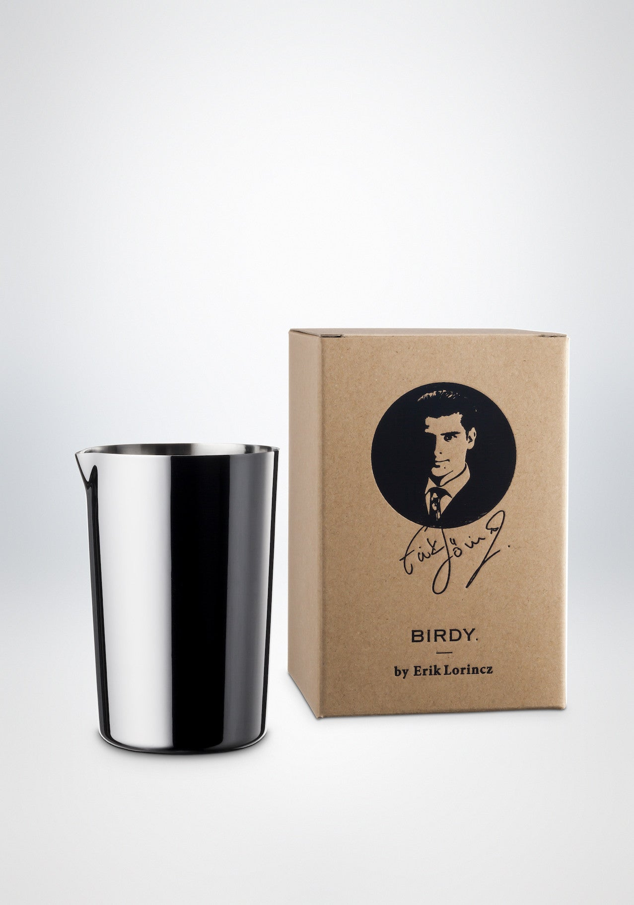 BIRDY Mixing Tin 540ml