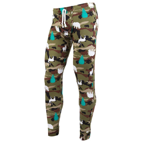 Sleepwear: Wilderness Camo