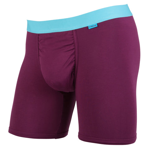 Weekday Boxer Brief: Berry Sky
