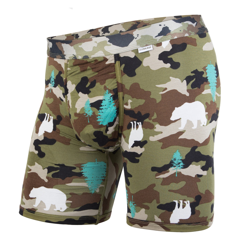 Weekday Boxer Brief: Wilderness Camo