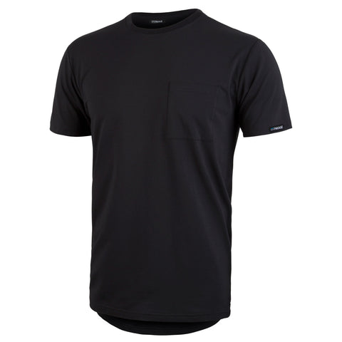 Weekday Select Tee: Black
