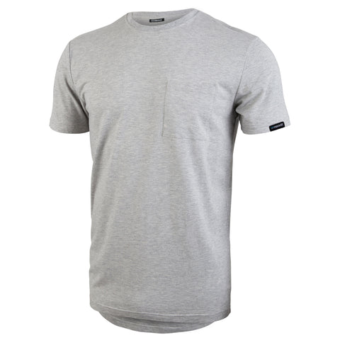 Weekday Select Tee: Heather Grey