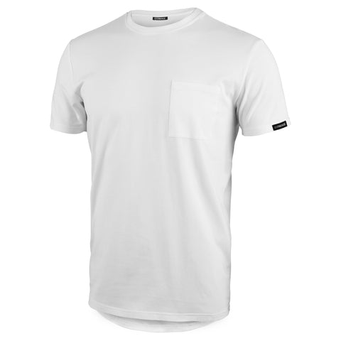 Weekday Select Tee: White