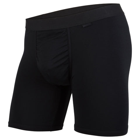 Weekday Boxer Brief: Black/Black