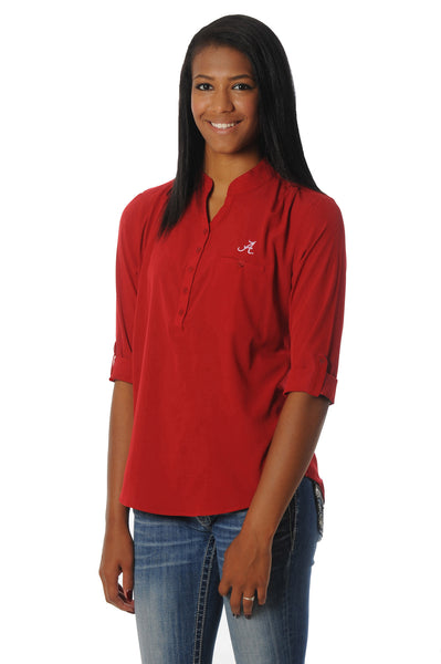 Alabama Crimson Tide Roll-Up Tunic