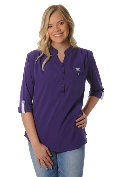 Kansas State Wildcats Roll-Up Tunic