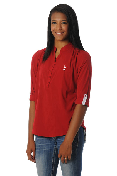 Oklahoma Sooners Roll-Up Tunic