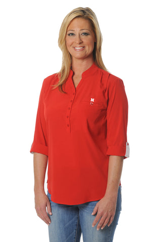 Nebraska Cornhuskers Roll-Up Tunic