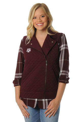 Texas A&M Aggies Quilted Vest