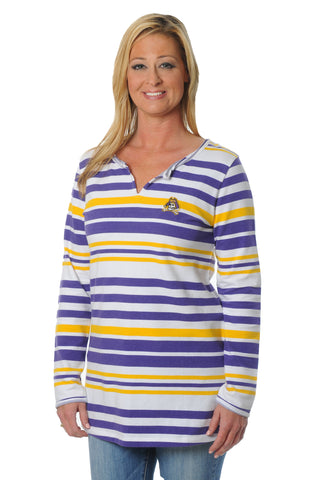 East Carolina Pirates Fleece Tunic