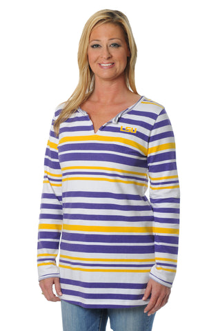 LSU Tigers Fleece Tunic