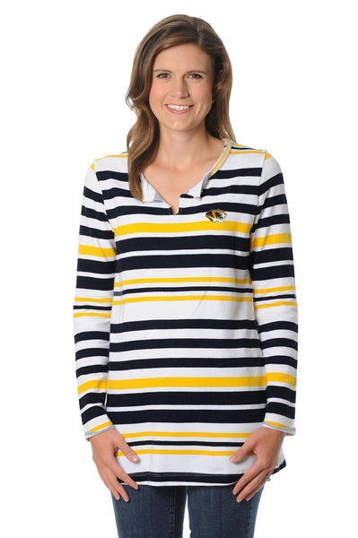 Missouri Tigers fleece tunic
