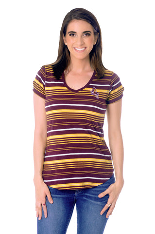 Arizona State Cut-Out Spirit Tee