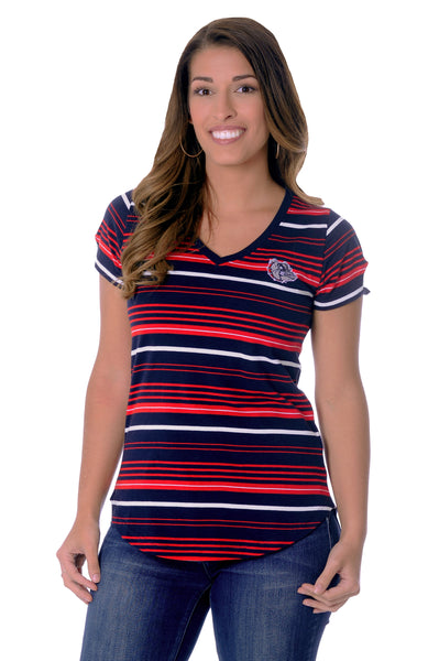 Gonzaga Basketball Shirt Womens