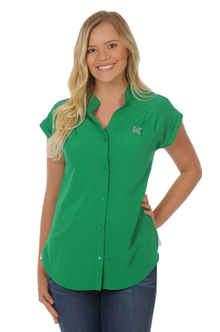Marshall Thundering Herd Day to Night Tunic