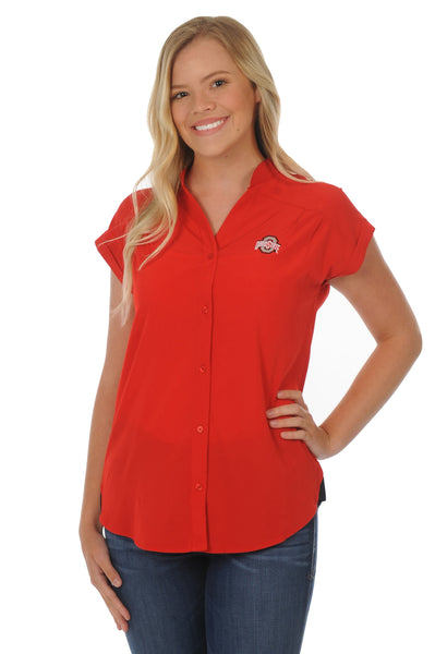 Ohio State Buckeyes Day to Night Tunic