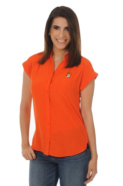 Oklahoma State Cowboys Day to Night Tunic