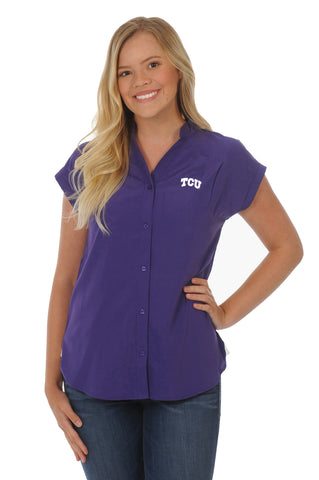 TCU Horned Frogs Day to Night Tunic