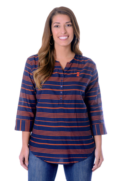 University of Illinois School Spirit Tunic