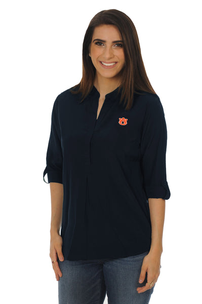 Auburn Tigers Classic Tunic in Navy