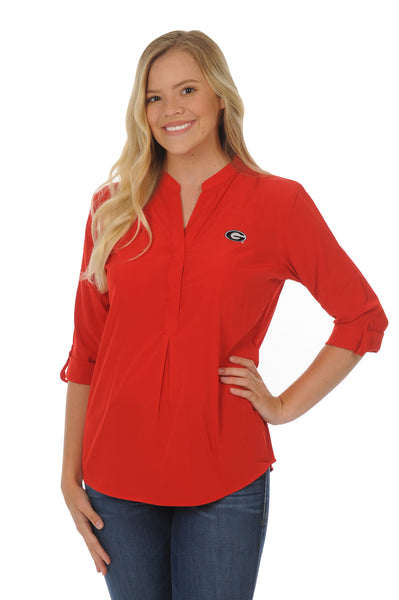 University of Georgia Red Classic Tunic