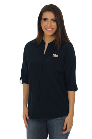 Pittsburgh Panthers Navy Classic Tunic