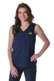 Michigan Wolverines Tunic Tank