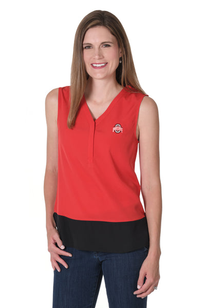 OHIO STATE WOMENS TANK TOP