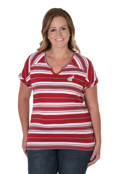 Plus Size Alabama Crimson Tide Let's Tailgate Tee