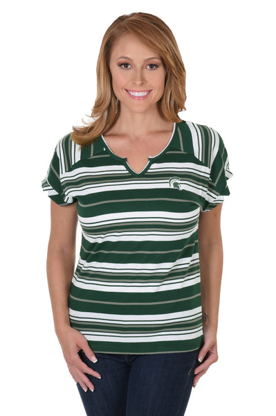 Michigan State Spartans Let's Tailgate Tee