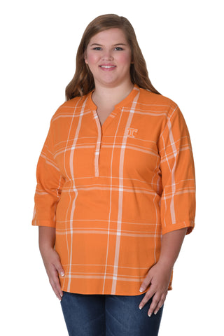 Plus Size Tennessee Volunteers Shirt