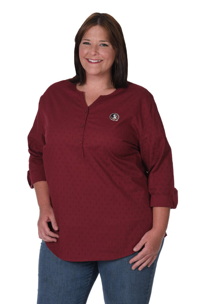 FLORIDA STATE PLUS SIZE WOMENS