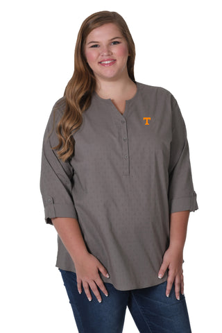 Tennessee Women's plus size tunic