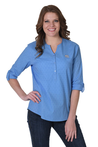 UNC Tarheels button down shirt