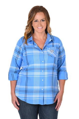 UNC Tarheels plus size