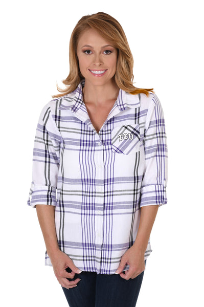 TCU WOMENS SHIRT