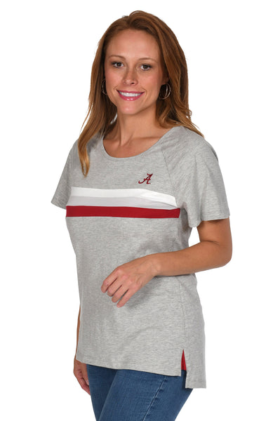 Alabama Gameday Throwback Tee