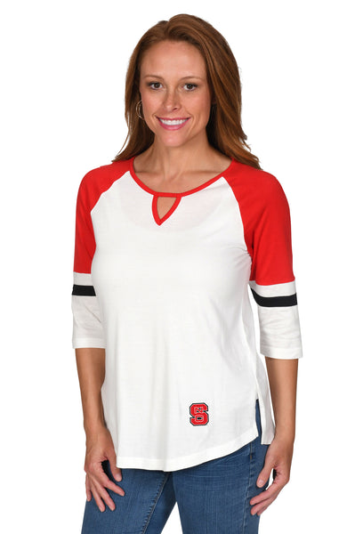 NC State Wolfpack Women's Top