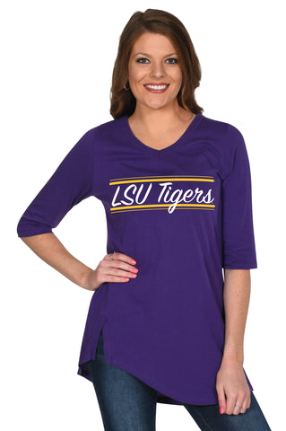 LSU Tigers Women's Top