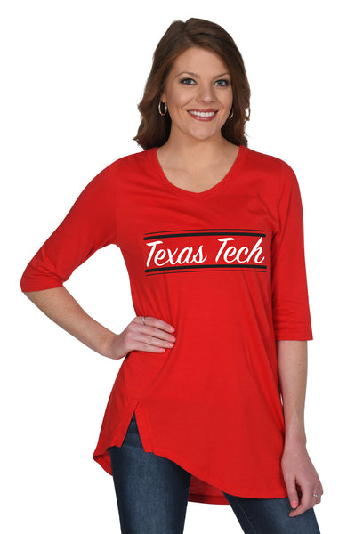 Texas Tech Red Raiders Women's Top
