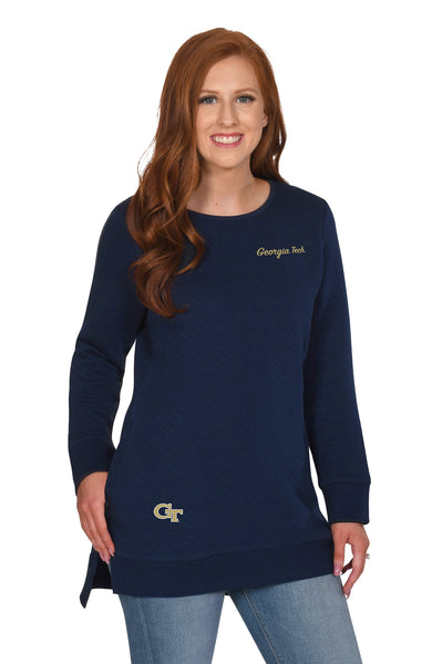 Georgia Tech Hornets Women's Top