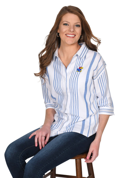 Kansas Jayhawks Women's Top