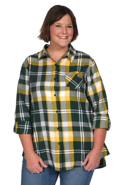 Baylor Bears Women's Plus Size Top