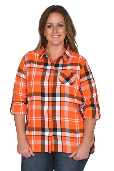 Oregon State Beavers Women's Plus Size Top