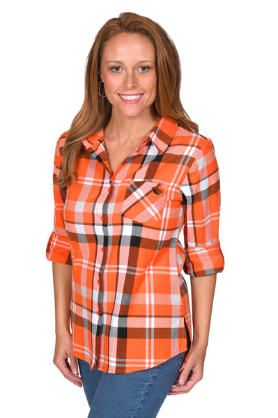 Oregon State Beavers Women's Top